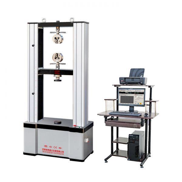 金属铸件材料高温拉伸强度试验机