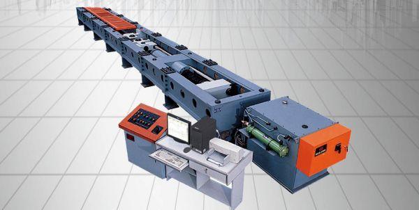 电液伺服防滑链条拉伸性能试验机